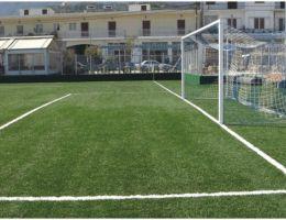 Δήμος Τροιζήνας: Συνθετικός χλοοτάπητας στο γήπεδο ποδοσφαίρου Γαλατά