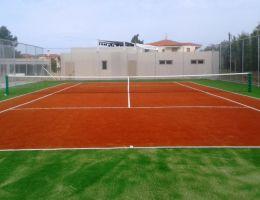 Αθλητικές εγκαταστάσεις σε ξενοδοχείο 5* στην Χαλκιδική